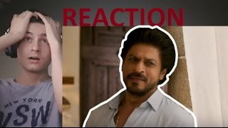 Zaalima Raees Song REACTION | Shah Rukh Khan & Mahira Khan | Arijit Singh & Harshdeep Kaur | JAM8