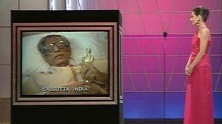 Satyajit Ray's Honorary Award: 1992 Oscars
