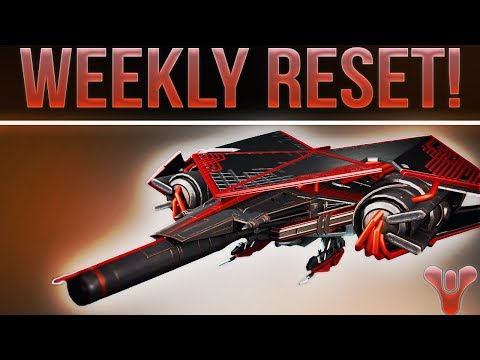 Destiny Weekly Reset & Best Vendor Rolls! (Must Buy Warpath, Nightfalls, PvP, Weekly Heroics & More!