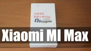Xiaomi MI Max unboxing y primeras impresiones