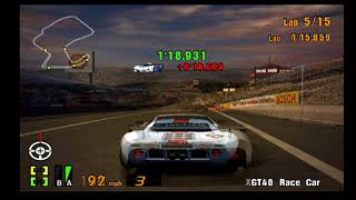 Gran Turismo 3 EPIC RACE! Commentary on Laguna Seca Race! The Fall of the R39 0and EPIC BATTLE!