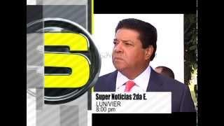 Super Noticias 2da Emision