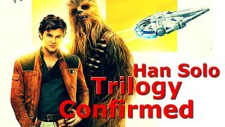 Solo Trilogy? Alden Ehrenreich 3 Film Contract Confirmed in Interview