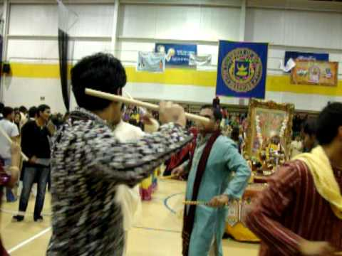 NavratrI-2009...at U Michigan....