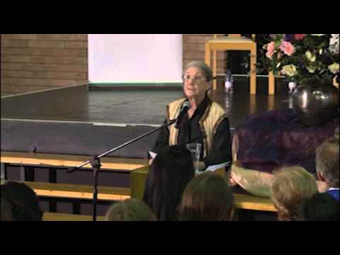 Nadine Gordimer delivers inaugural Reconciliation Lecture | Nadine Gordimer lewer eerste Versoenings
