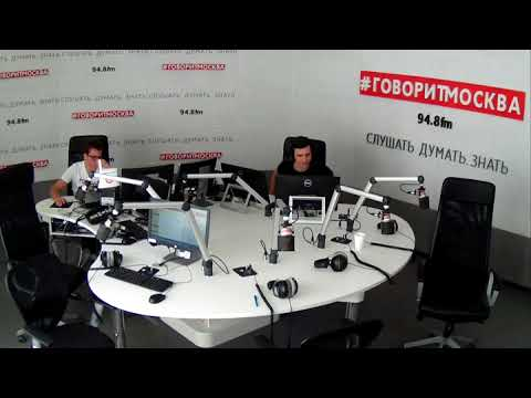 Программа Алексея Гудошникова 25 мая 2018