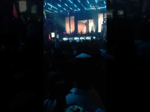 Judika live di BOSHE VVIV aniversary 6th