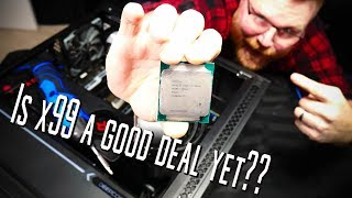 Intel i7 5820k, Enthusiast 6-core in 2019?