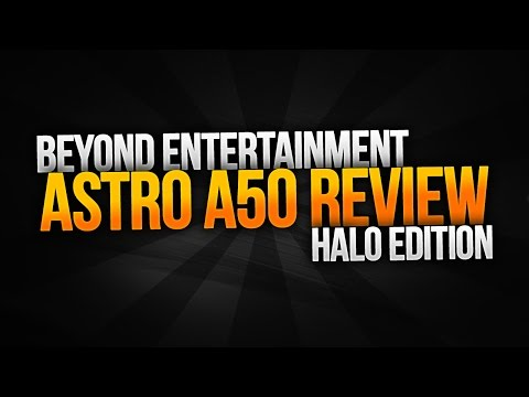 ASTRO: A50 Wireless Headset Unboxing (Halo Edition)