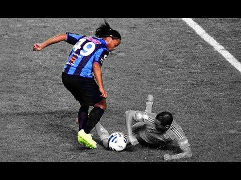 Ronaldinho ● Magic Skills ● Querétaro FC ● 2014-2015 |HD|