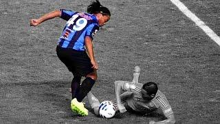 Ronaldinho ● Magic Skills ● Querétaro FC ● 2014-2015  HD 