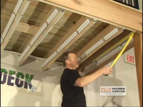 Inexpensive Under Deck Ceiling How To Save Money And Do