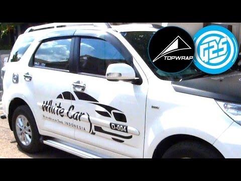 Stiker Body Mobil Avanza