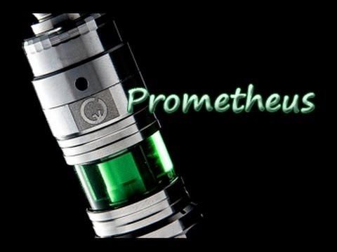 Grand Vapor Prometheus RBA/RTA