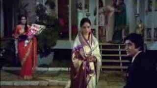 teri bindia re, sung by alpana and raja