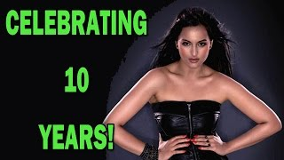 Sonakshi Sinha celebrating zoOm's 10th anniversary! - Exclusive Interview