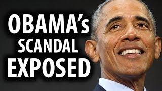 Obamagate's Worse Than Watergate, But Media's Covering It Up