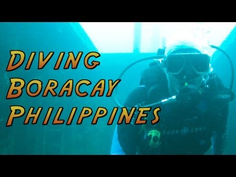 SCUBA Diving in Boracay!