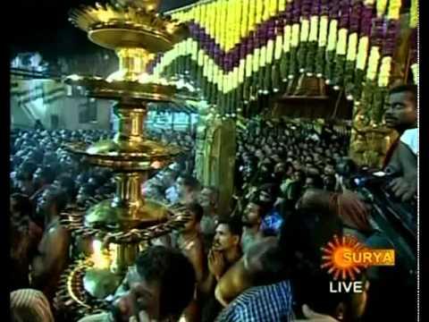 Sabarimala Temple Videos at Sabarimala Temple