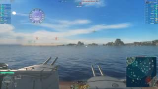 World of Warships - Hood (Top Tier)