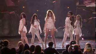 Fifth Harmony - That's My Girl (Live at the AMAs 2016)