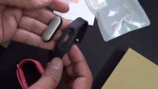 Xiaomi Mi Band India Unboxing And Hands On Review