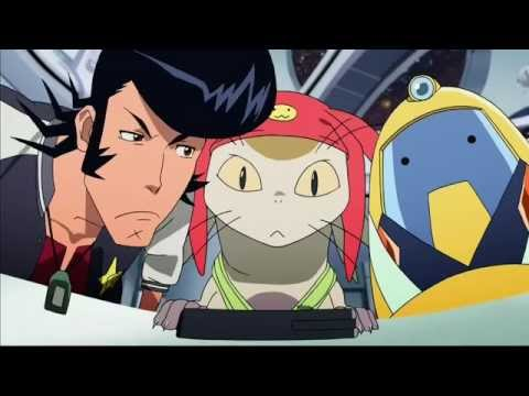 Toonami - Space Dandy Ep. 17 Promo (HD 1080p)