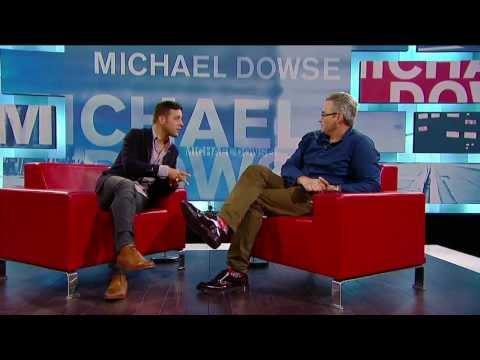 Michael Dowse On George Stroumboulopoulos Tonight: INTERVIEW