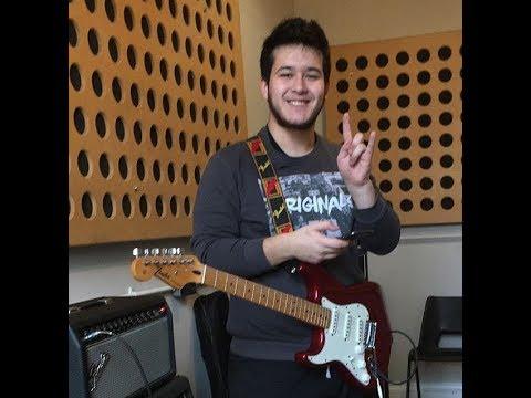 Nicolas Beguin // Bimm Student // Guitarist