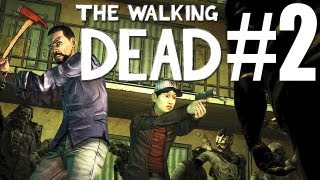 The Walking Dead - Episode 1_ A New Day #2 - Let's Play The Walking Dead Gameplay [deutsch/german]
