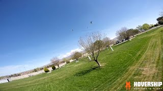 Drone Racing // That 2600kv scream tho / Boise FPV Race Day