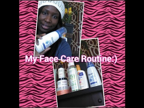 """SKIN CARE ROUTINE! CURE ACNE/ WRINKLE FREE/ FOR SENSITIVE SKIN""!"