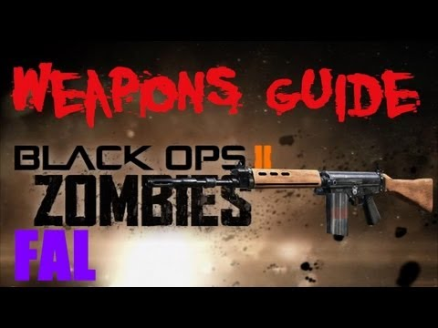 BO2 Zombies FAL / WIN Weapons Guide