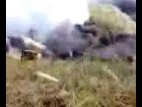 бои российских оккупантов с грузинской армией в ЮО