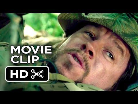 Lone Survivor Movie Clip 1 2013 Mark Wahlberg Eric Bana ...