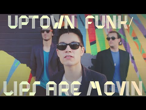 Uptown Funk lips Are Movin Mashup!! (sam Tsui Cover) video