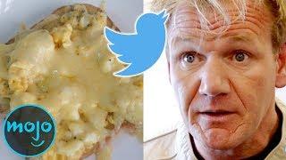 Top 10 Savage Gordon Ramsay Twitter Roasts