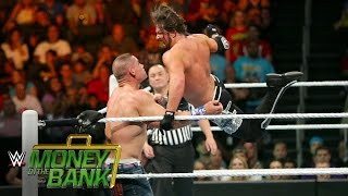 AJ Styles vs. John Cena: WWE Money in the Bank 2016 on WWE Network