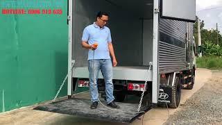 Hướng dẫn sử dụng bửng nâng xe tải - Nguyên Gia Phát Ô Tô