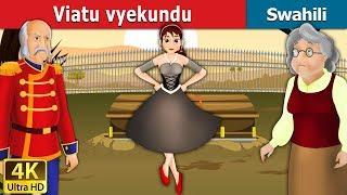 Viatu vyekundu   Hadithi za Kiswahili   Katuni za Kiswahili   Hadithi za Watoto  Swahili Fairy Tales