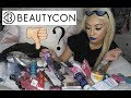 BeautyCon New York 2018 HAULER BAG TRASH ?! WORTH THE 200$!?