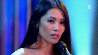 """Anggun - Quelques Mots d'Amour """"Les Annees Bonheur 17/03/12"""""""