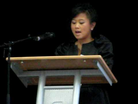 Vivian Wu, Secretary General - MINIMUN 2009