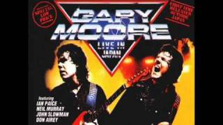 Watch Gary Moore I Cant Wait Until Tomorrow video
