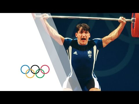 Pyrros Dimas Wins Weightlifting Gold At Third Consecutive Olympics- Sydney 2000 Olympics Image 1