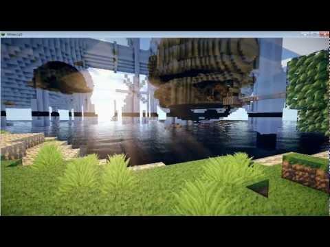 Minecraft - Optifine Ultra Quality (SEUS)