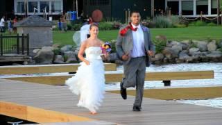 Ryan & Katie's Wedding Reception Entrance