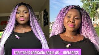 """FREETRESS AFRICANA BRAID 48"""" - DIVATRESS"""