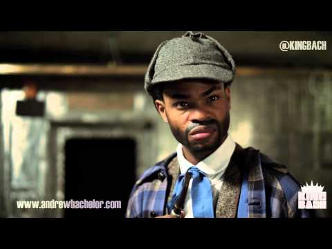 Sherlock Homeboy (Part 2) by @KingBach