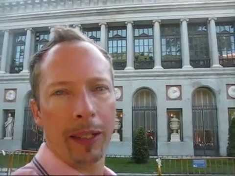 Europe Art Tour - Intro Spanish Art  - Prado Museum Madrid Spain